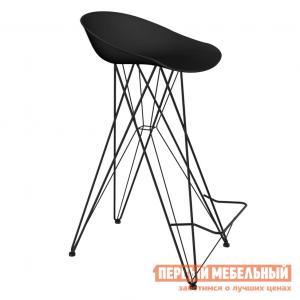 Барный стул  SHT-ST19/S66 Черный муар / Sheffilton. Цвет: черный