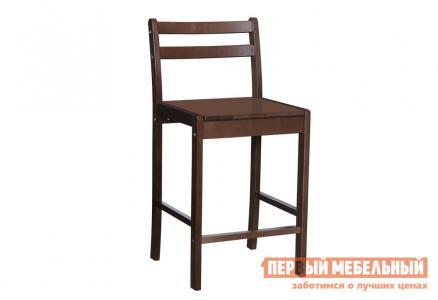 Барный стул  Береза шоколад Боровичи. Цвет: коричневое дерево
