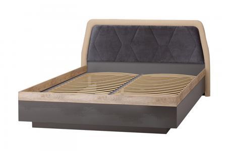 Кровать двойная без подъёмного механизма Дели Hoff