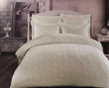 Комплекты постельного белья Gardines. Цвет: бежевый