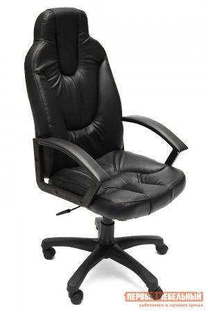 Игровое кресло  NEO (2) Иск. кожа черная PU C36-6 Tetchair. Цвет: черный