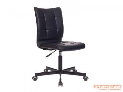 Офисное кресло  CH-330M Черный, иск. кожа Пегас Бюрократ. Цвет: черный