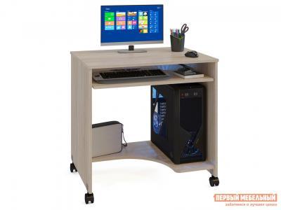 Компьютерный стол  КСТ-15 Дуб Сонома Сокол. Цвет: светлое дерево
