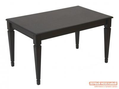 Журнальный столик  В 81 Темно-коричневый Мебелик. Цвет: коричневое дерево
