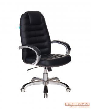 Кресло руководителя  T-9903S Black / иск. кожа черный Бюрократ. Цвет: черный