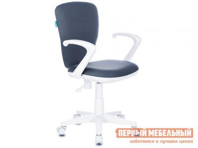 Детское компьютерное кресло  KD-W10AXSN 26-25 серый Бюрократ. Цвет: серый