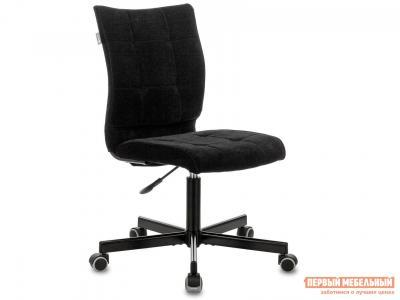 Офисное кресло  CH-330M LT-20 Черный, вельвет Бюрократ. Цвет: черный