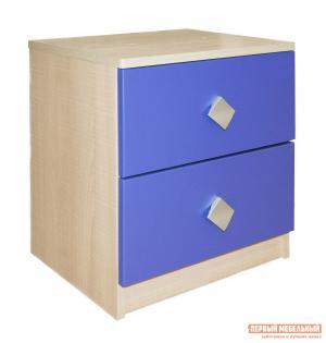 Тумба детская  Жили-были Мадейра / Синий глянец МО РОСТ. Цвет: синий