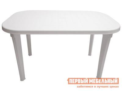 Пластиковый стол  Таити Белый, пластик Элластик Пласт. Цвет: белый