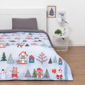 Покрывала, подушки, одеяла для малышей ЭТЕЛЬ