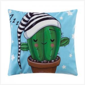 Декоративные подушки Крошка Я. Цвет: голубой