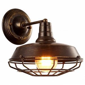 Бра Ferrico A9183AP-1BR Arte Lamp