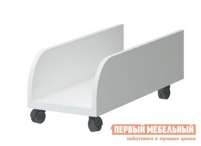 Подставка под системный блок  СП-30 П Белый жемчуг Мэрдэс. Цвет: белый
