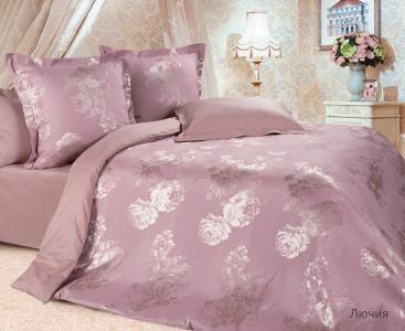 Комплекты постельного белья Ecotex. Цвет: розовый