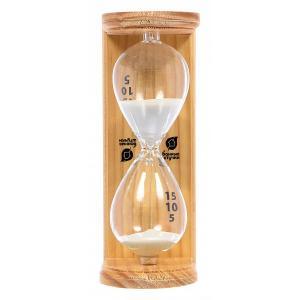 Настенные часы (8.5x9.5x24.5 см) 18035 Банные штучки. Цвет: бежевый
