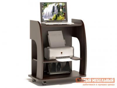 Компьютерный стол  КСТ-103 Венге Сокол. Цвет: венге