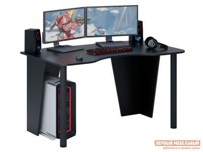 Компьютерный стол  МСТ-СИТ-02 игровой Таунт-2 Черный МФ Мастер. Цвет: черный