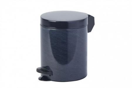 Ведро для мусора с крышкой Мрамор Meliconi