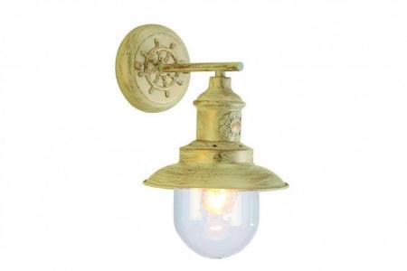 Светильник настенный Sailor ARTE LAMP. Цвет: белый с золотым