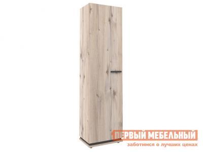 Распашной шкаф  Натура Гаскон Пайн / Черный Глазов. Цвет: черный