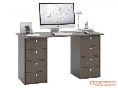 Письменный стол  Прайм-60 Венге МФ Мастер. Цвет: венге