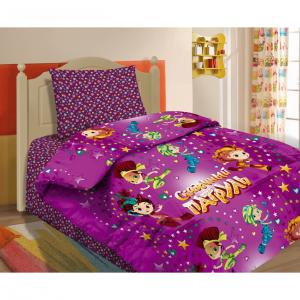 Детское постельное белье Павлинка Павлина