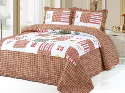 Покрывала, подушки, одеяла для малышей Tango. Цвет: бежевый